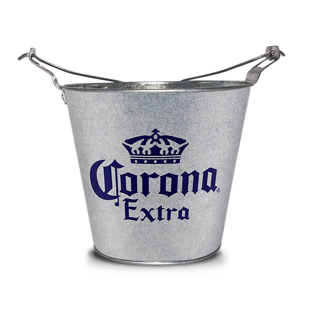 Balde Corona Hielera Casa De La Cerveza