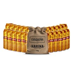 Pack_24_Cervezas_Cusqueña_Harina